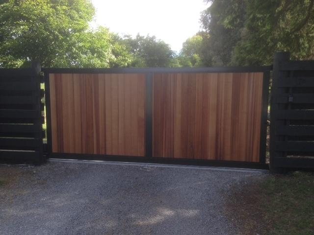 Timber Gates Christchurch